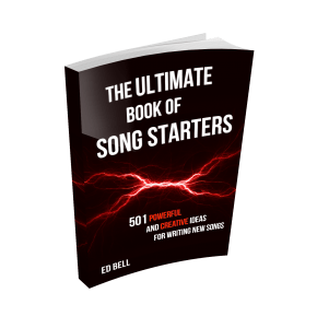 The Ultimate Book of Song Starters - Ed Bell